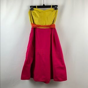 Anthropologie Dresses - ANTHRO MAEVE ColorBlock Dress